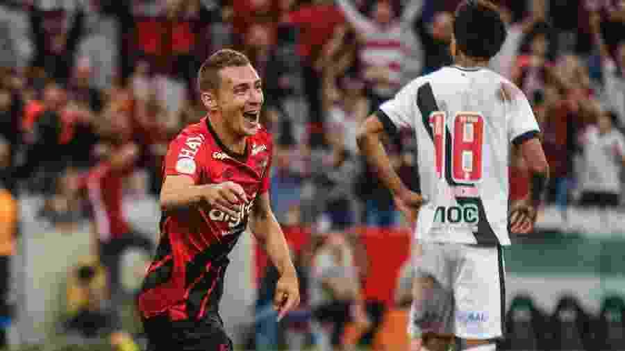 Athletico Vasco Marco Rubén - Gabriel Machado/Agif