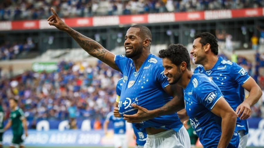 Contrato de Dedé com o Cruzeiro tinha validade até o fim de 2021 - Vinnicius Silva/Cruzeiro