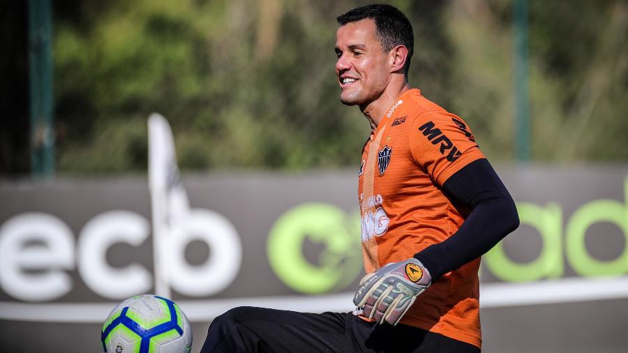 Wilson, goleiro do Atlético-MG, foi procurado por Chapecoense e clube do Japão - Bruno Cantini/Divulgação/Atlético-MG