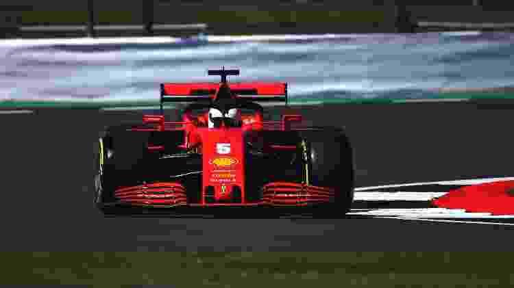 vettel - Colombo Images/Ferrari - Colombo Images/Ferrari