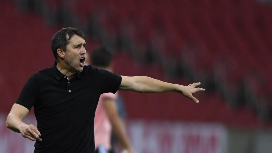 Eduardo Coudet aceita oferta do Celta e trabalhará na Espanha - Ricardo Duarte/SC Internacional