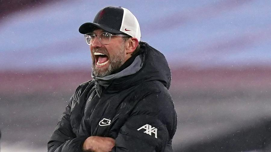 Jurgen Klopp, técnico do Liverpool - REUTERS/John Walton