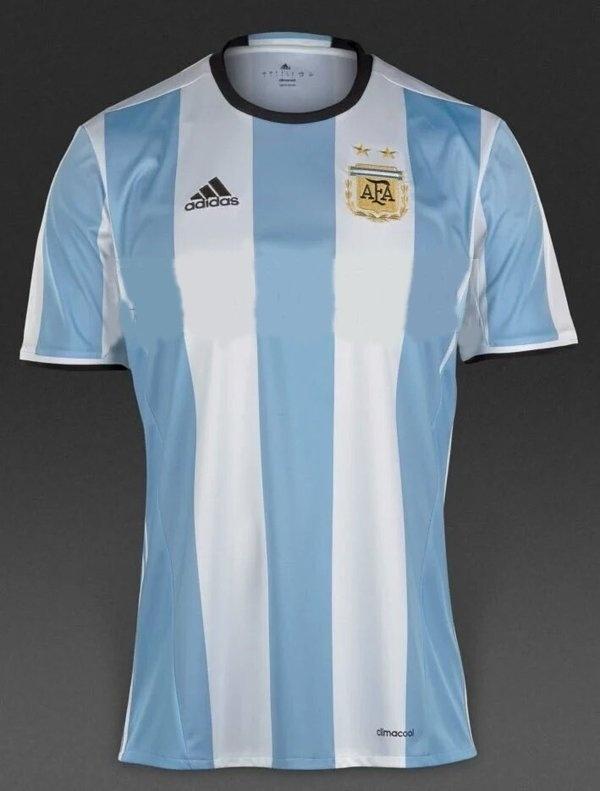 Uniforme da Argentina