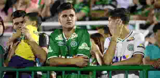 Chapecoense1 - Felipe Vita/UOL Esporte - Felipe Vita/UOL Esporte