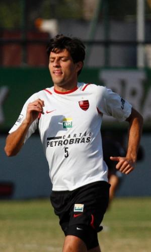 Rodrigo Arroz, ex-zagueiro do Flamengo
