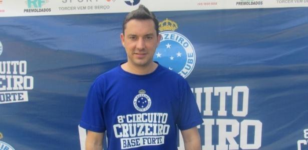 Diretor da base, Klauss Câmara foi o responsável por acertar com Thiago Neves