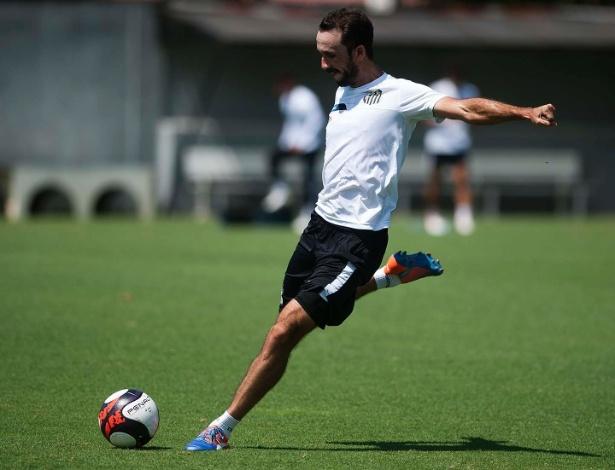 Santos aceitou saída de Thiago Ribeiro para o Avaí