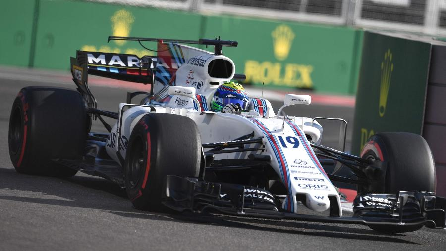 Felipe Massa  - Andrej Isakovic/AFP