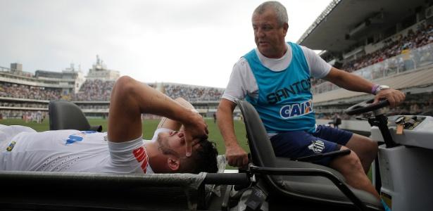 Apesar de susto, lesão de Gustavo Henrique não é grave