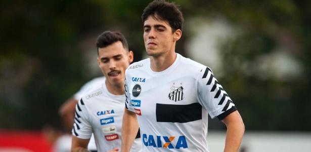"""Profissionais do Santos acreditam que """"colherão frutos"""" de Cittadini em 2018"""