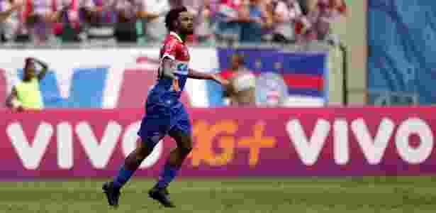 Renê Junior reclamou que foi chamado de macaco - Raul Spinassé / Ag. A Tarde