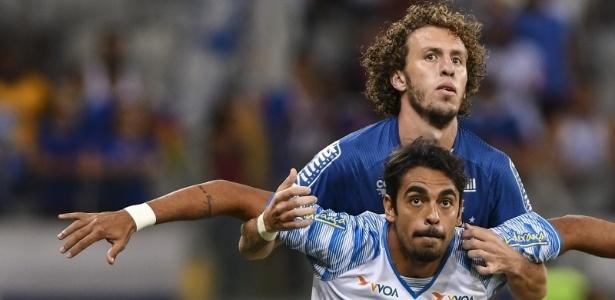 Rafael Galhardo fez apenas duas partidas pelo Cruzeiro