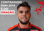 Volante Rodrigo é o novo reforço do Atlético-GO - Reprodução/Twitter
