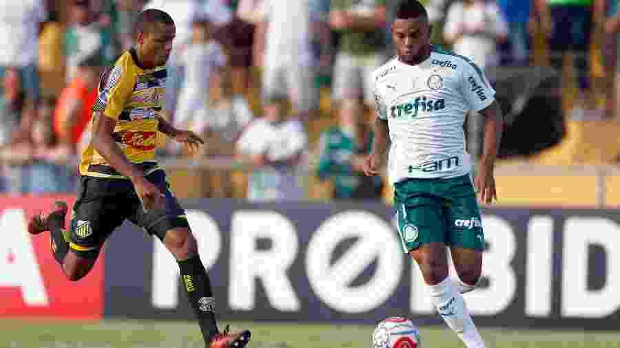 Borja já recusou quatro propostas para deixar o Palmeiras em 2019 - Thiago Calil/AGIF
