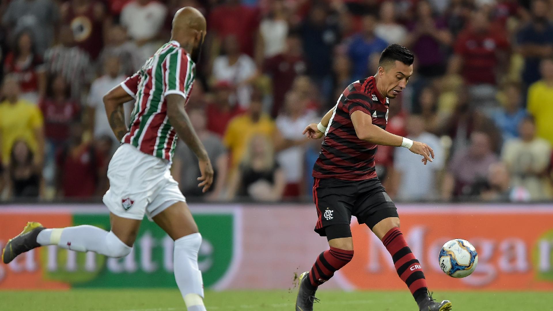 Fluminense enfrenta Flamengo pela Taça Rio