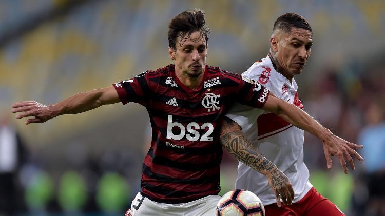 Conmebol divulga diálogo com VAR em Flamengo e Inter pela Libertadores