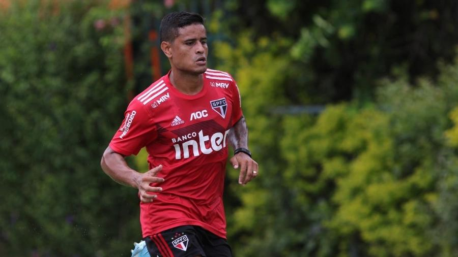 Everton, meia-atacante do São Paulo - Rubens Chiri/saopaulofc.net