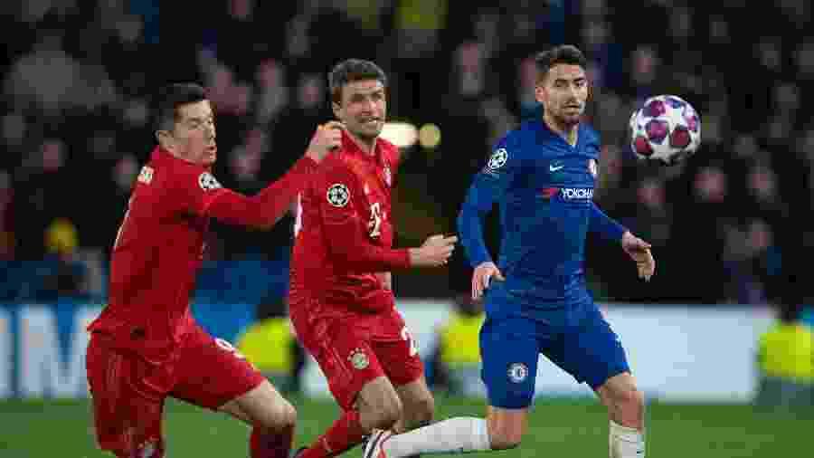 Bayern Munique x Chelsea, único duelo entre ex-campeões nas oitavas da Liga dos Campeões 2019/20 - Visionhaus/Getty Images