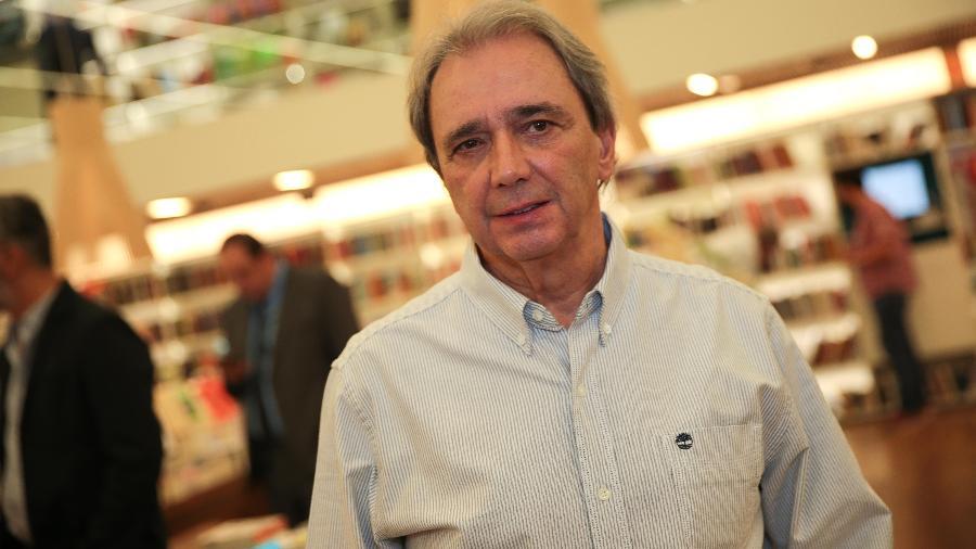 Jornalista é especialista em automobilismo e comenta a Fórmula 1 na Band - Zanone Fraissat/Folhapress