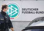Sede da Federação Alemã de Futebol é alvo de operação da Justiça - Frank Rumpenhorst/picture alliance via Getty Images