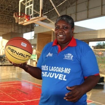 Ruth, ex-jogadora de basquete, mais uma vítima da covid - Reprodução