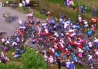 Mulher que provocou acidente no Tour de France é presa