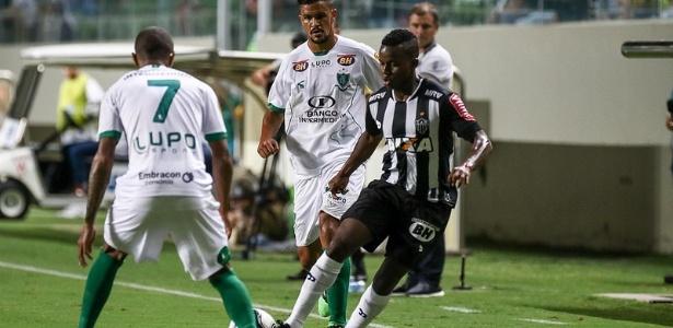 Cazares volta a ter chance como titular do Atlético-MG na abertura do Campeonato Brasileiro