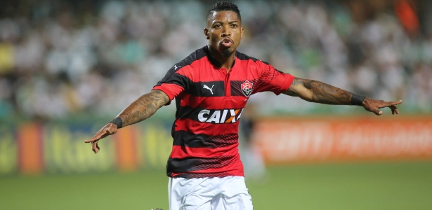 Marinho foi destaque do Vitória no Campeonato Brasileiro