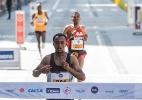 Etíope vence São Silvestre na arrancada final; Queniana bate recorde