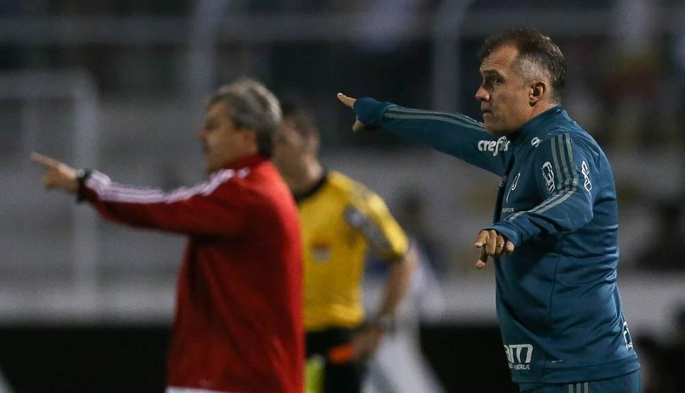 Eduardo Baptista Gilson Kleina Ponte Preta Palmeiras