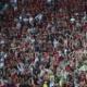 Ilha do Urubu vira 'caldeirão', e Flamengo completa 407 dias invicto no RJ