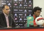 Diretor executivo discute com zagueiro e expõe clima tenso no Flamengo