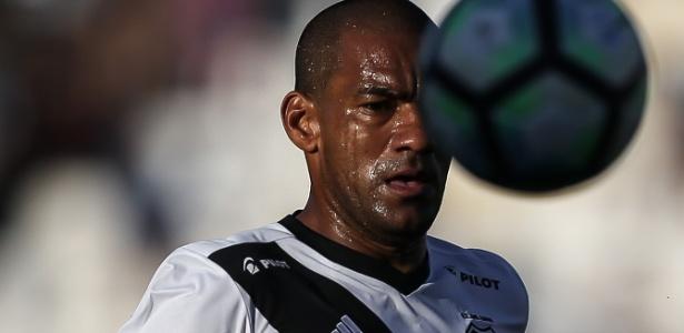 Rodrigo, que atuou pela Ponte Preta na temporada 2017