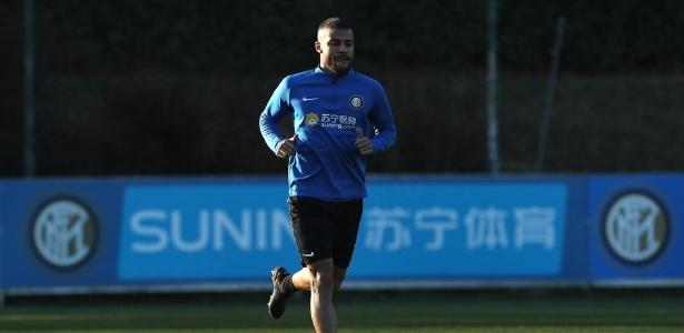 Rafinha já tem uma missão dura na Inter: agradar o técnico - Inter de Milão/Divulgação