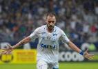 """Autor de gol e passe, Mancuello é cauteloso no Cruzeiro: """"Não será sempre"""" - © Washington Alves/Light Press/Cruzeiro"""
