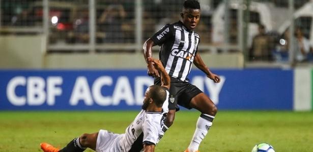 Último jogo de Cazares pelo Atlético-MG foi contra o Ceará, antes da Copa do Mundo - Bruno Cantini/Atlético-MG