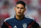 James Rodríguez deseja voltar a jogar pelo Real Madrid, diz jornal