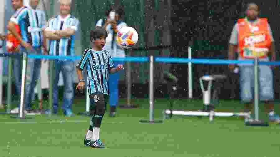 Divulgação/Grêmio FBPA