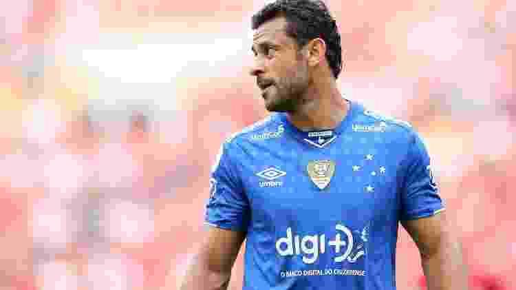 Fred não deve ficar no Cruzeiro - Pedro H. Tesch/AGIF - Pedro H. Tesch/AGIF