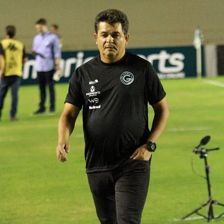 Ney Franco, técnico do Goiás - Rosiron Rodrigues/GEC