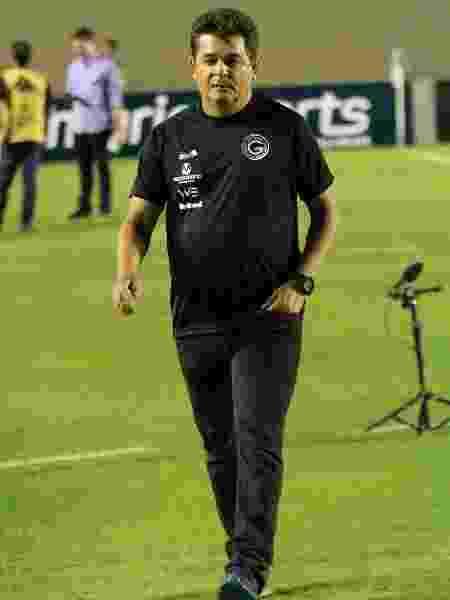 Ney Franco, técnico do Goiás - Rosiron Rodrigues/GEC - Rosiron Rodrigues/GEC