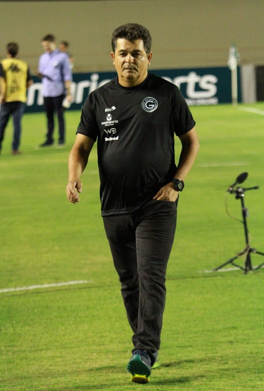Ney Franco, técnico do Goiás