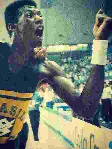 Gerson foi campeão dos Jogos Pan-Americanos de 1987 com a seleção brasileira de basquete - Reprodução/Facebook