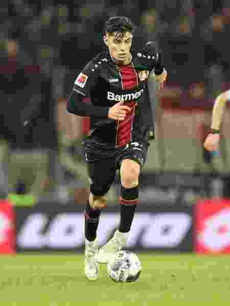 Kai Havertz do Bayer Leverkusen - Christian Kaspar-Bartke/Bongarts/Getty Images