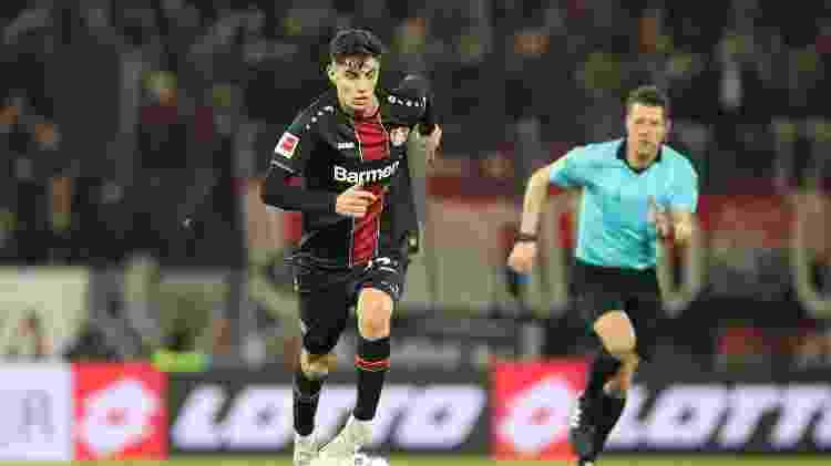 Kai Havertz (Bayer Leverkusen) - Christian Kaspar-Bartke/Bongarts/Getty Images - Christian Kaspar-Bartke/Bongarts/Getty Images