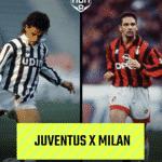 Futebol Muleke - Juventus x Milan 1 - Arte/UOL