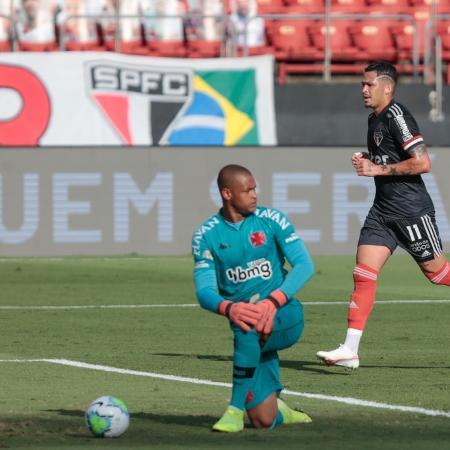 Sem Vanderlei, Lucão estará abaixo das traves na partida de São Januário - Marcello Zambrana/AGIF