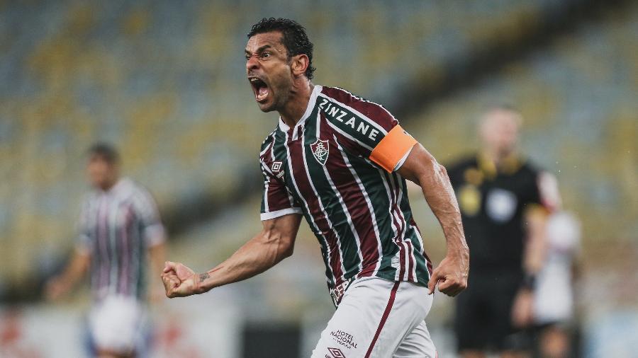 Fluminense de Fred enfrenta o Sport pelo Campeonato Brasileiro - Lucas Mercon/Fluminense FC