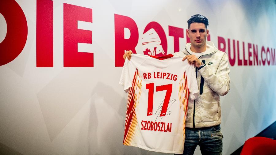 Uma das maiores promessa da Europa, Szoboszlai foi para o RB Leipzig - Divulgação