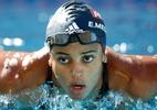 Etiene Medeiros opera o joelho após nadar Olimpíadas machucada